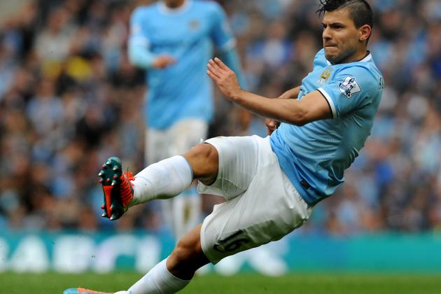 Complete Analysis of Sergio Aguero's Argentina Role vs. Manchester City Role