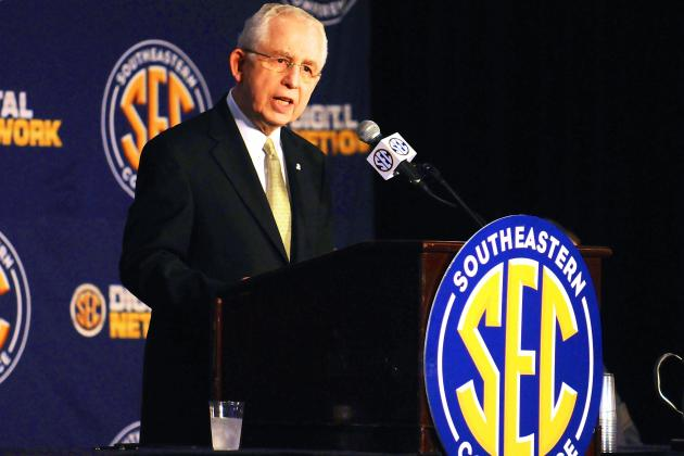 SEC Members Consider Creating New 'Division IV'