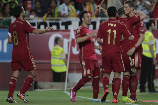 Spain vs. Bolivia: Score, Grades and Post-Match Reaction