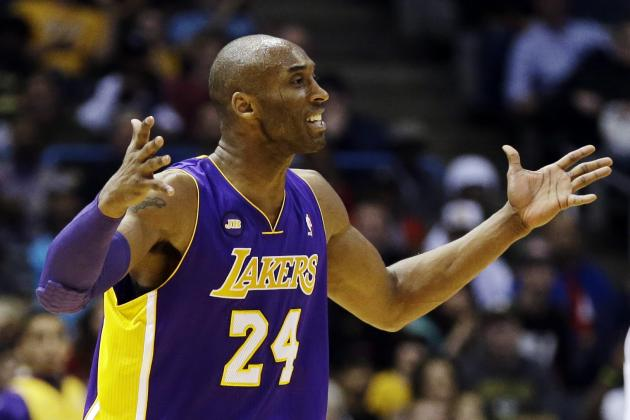 Should Kobe Bryant Be Involved in LA Lakers' Coaching Search?