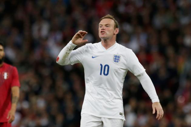 England Encouraged with Bolder System, but Wayne Rooney Remains a Sticking Point