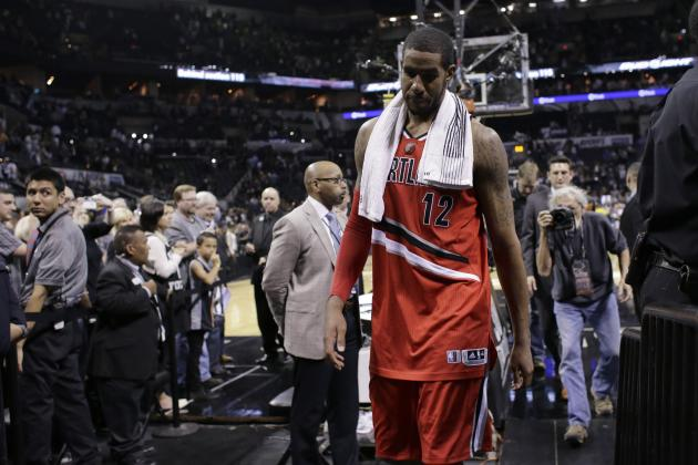 Could LaMarcus Aldridge Be Lured Away from Portland Trail Blazers in 2015?
