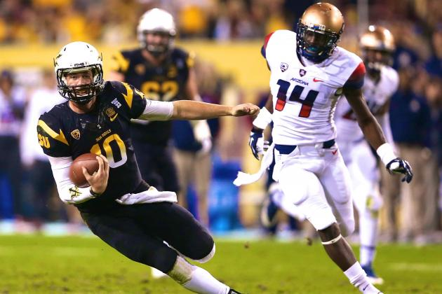 Why State of Arizona Is Key to Pac-12 Rivaling SEC as Best Football Conference