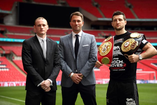 Froch vs. Groves 2: Breaking Down Key Storylines for Anticipated Rematch