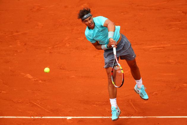 French Open 2014: Schedule and Bracket Predictions for Day 7 at Roland Garros