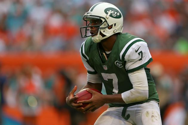 Tajh Boyd: Geno Smith Has 'Been the Offense' for Jets