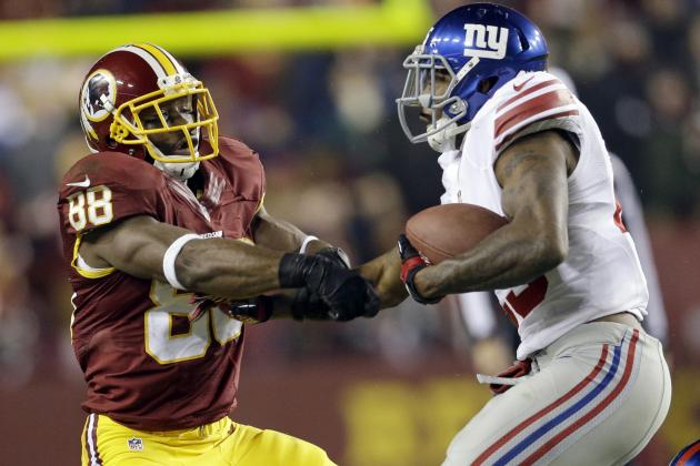 What Will Hill's Suspension Means for the New York Giants and the NFC East