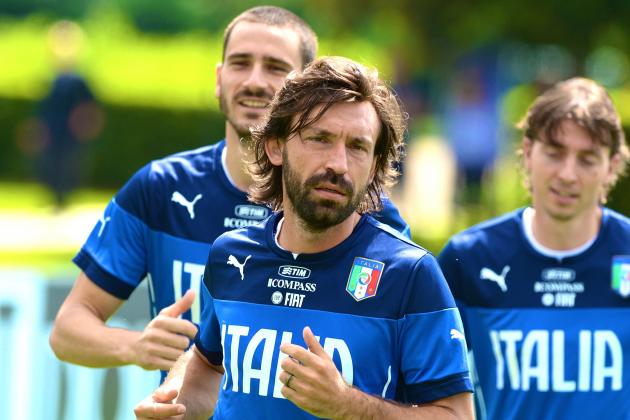Italy vs. Ireland: Film-Focus Preview of the Azzurri Spine