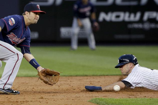 Nolasco Pitches Twins to 6-1 Win over Yankees