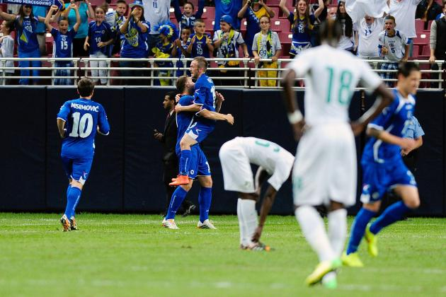 Bosnia-Herzegovina vs. Ivory Coast: Score, Report and Post-Match Reaction