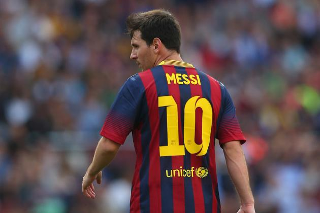 Why a World Cup Win Would Solidify Lionel Messi as an All-Time Great
