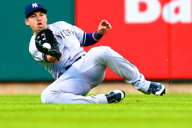 Jacoby Ellsbury Beginning to Look Like Brett Gardner 2.0 with Yankees
