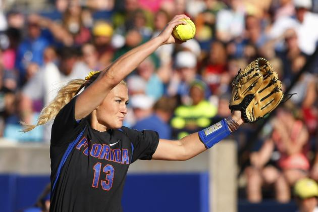 College Softball World Series 2014: Day 2 Results, Highlights and Reaction