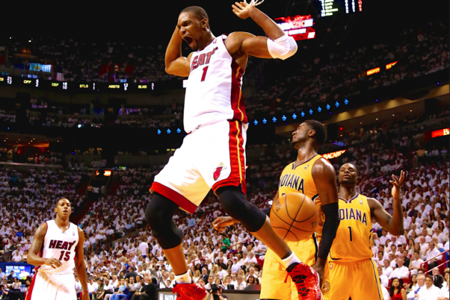 Pacers vs. Heat: Game 6 Score and Twitter Reaction from 2014 NBA Playoffs