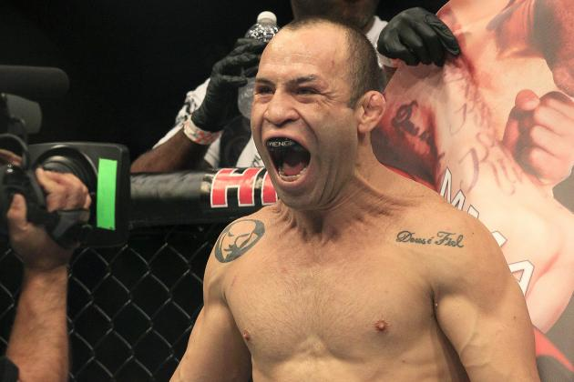 Wanderlei Silva Acts Clueless on Twitter After Being Removed from UFC 175