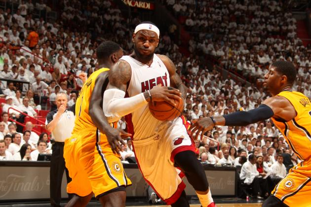 Indiana Pacers vs. Miami Heat: Postgame Grades and Analysis
