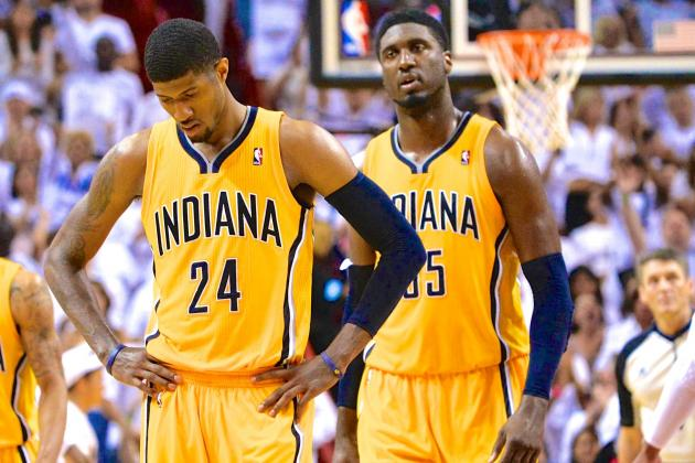 Indiana Pacers' Game 6 Elimination Is Fitting End to Months of Struggle