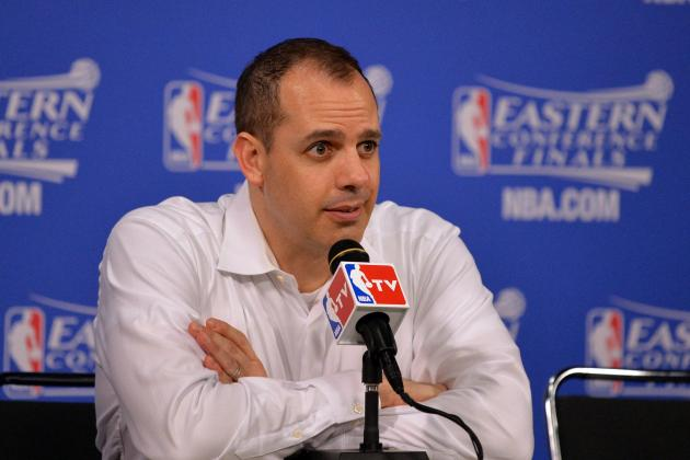 Erik Spoelstra: It Would Be 'Ridiculous' for Pacers to Fire Frank Vogel
