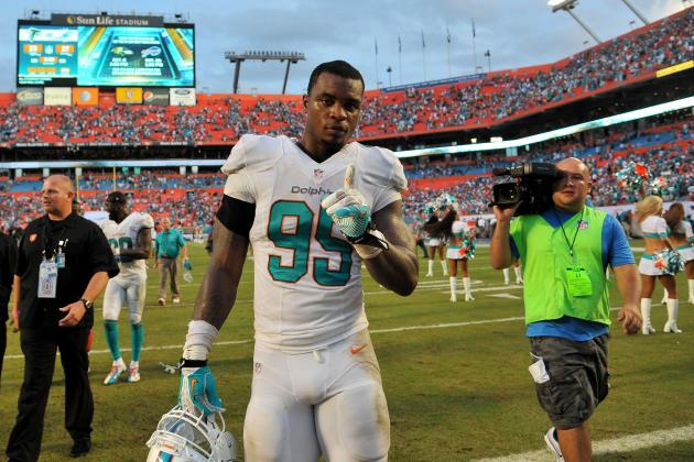 Why Dion Jordan's Sophomore Season Is Crucial to Miami Dolphins