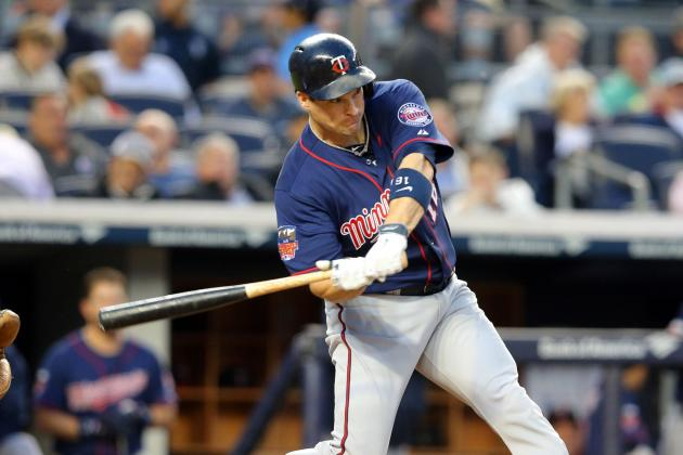 Twins show off power in 6-1 victory at Yankee Stadium