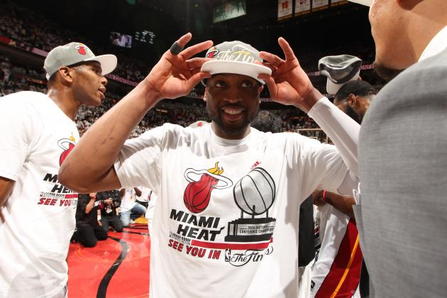 Dwyane Wade Proving Once Again He's Still Among NBA's Elite