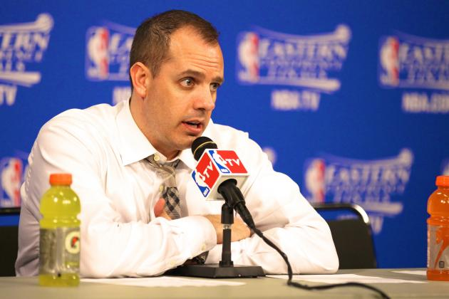 Frank Vogel Says Pacers Lost to 'Michael Jordan of Our Era' in Conference Finals