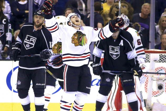 Have the Kings Suddenly Become the Underdog to Chicago in 2014 Western Final?
