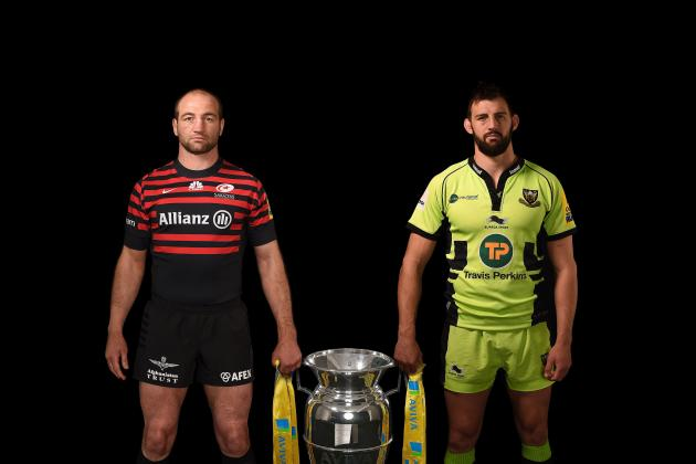 Rugby Premiership Final 2014: Saracens vs. Northampton Live Stream and Preview