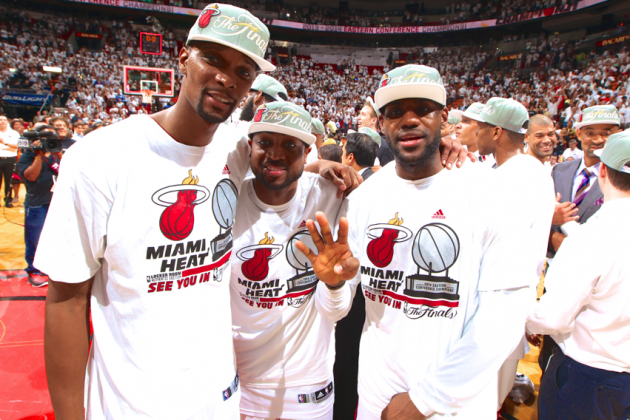 Miami Heat's Latest Finals Push Is All About Pride, Passion and History