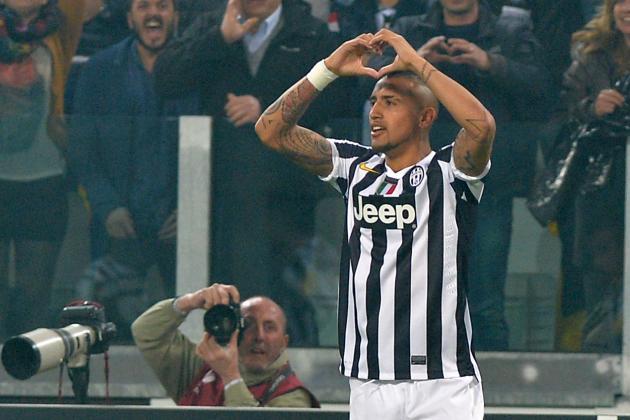 Manchester United Transfer News: Latest on Koke, Arturo Vidal and More