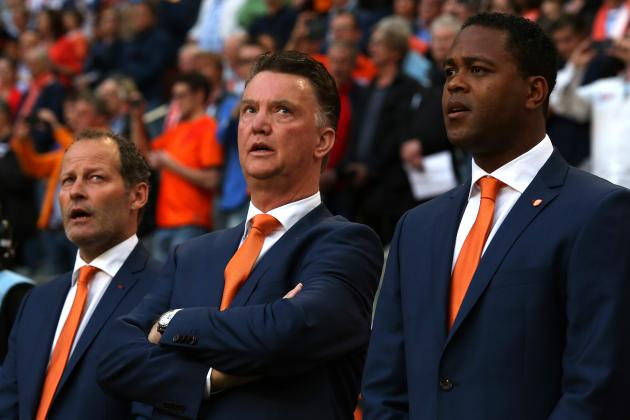 Louis Van Gaal Confirms Netherlands 23-Man Squad for World Cup Finals