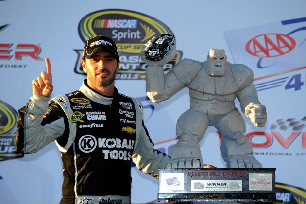 NASCAR at Dover 2014: Start Time, Lineup, TV Schedule and More