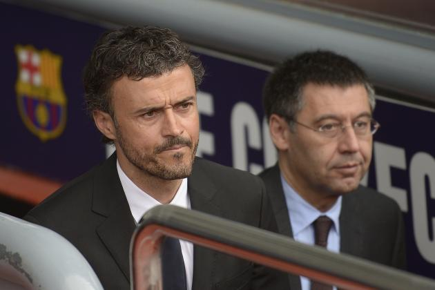 Is Luis Enrique Really the Right Manager for Barcelona?