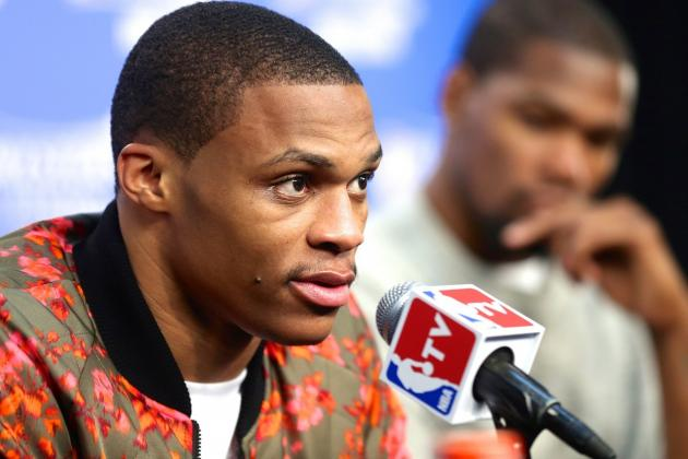 Russell Westbrook Emerges as Most Entertaining Reality Show of NBA Playoffs