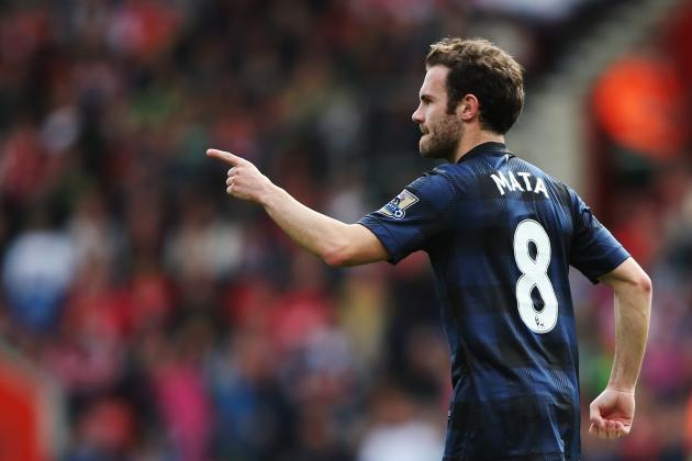 Manchester United Transfer News: David De Gea Urges New Boss to Keep Juan Mata