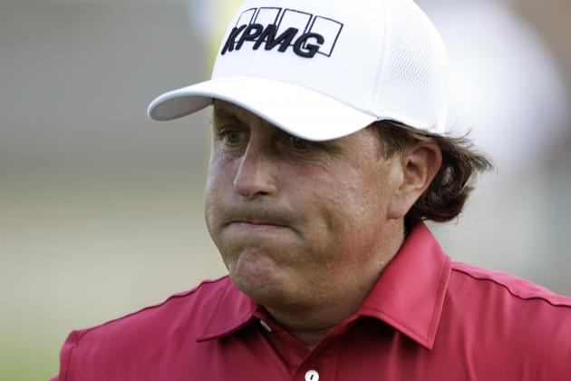 Phil Mickelson Investigated by FBI, Golf's Real Action Remains Outside the Ropes