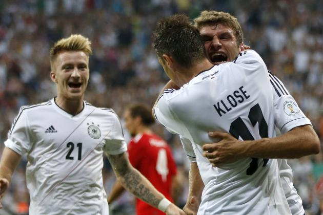 Germany vs. Cameroon: Film Focus Preview