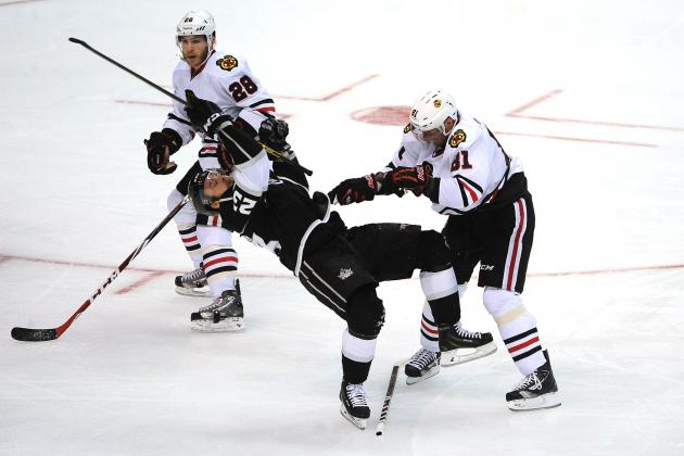 High Drama Set for Wild West; Blackhawks and Kings Go to Game 7 in NHL Playoffs