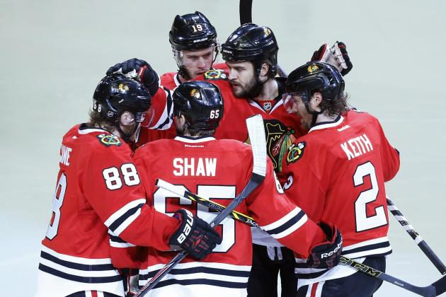 NHL Playoffs 2014: Chicago Blackhawks Season Still on the Line
