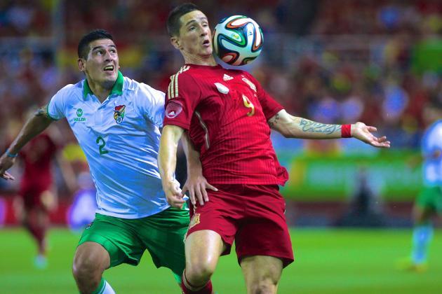 Fernando Torres Misses Golden Opportunity for Spain in Typical Torres Fashion