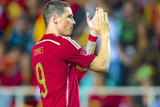 Film Focus: Torres Inclusion in Spain Squad Underlines World Cup Striking Issue