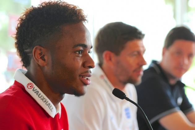 Does Hodgson See Raheem Sterling as an Impact Sub for England at the World Cup?