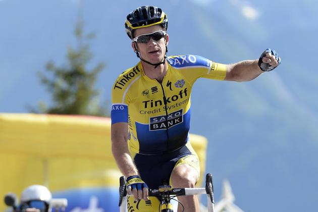 Giro D'Italia 2014 Standings: Stage 20 Results, Leaderboard and Highlights