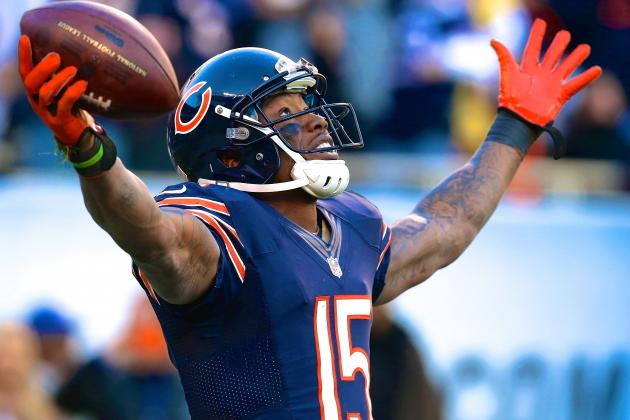 Is the Bears' Receiving Corps the New Prototype for NFL Offenses?