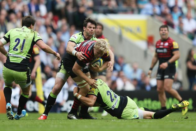 Aviva Premiership Final 2014: Score and Report for Saracens vs. Northampton