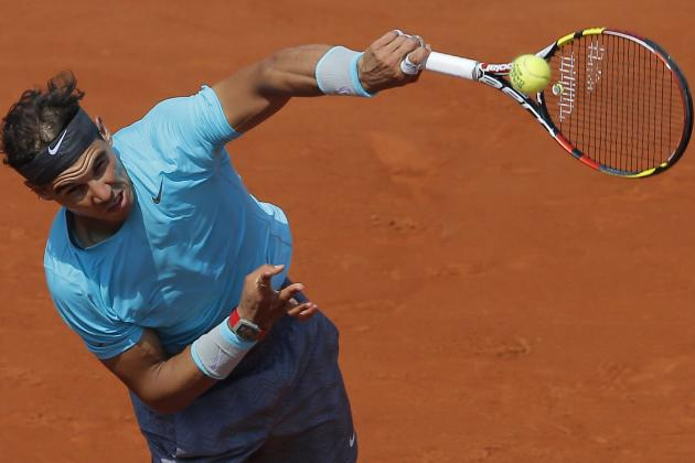 French Open 2014 Scores: Examining Top Results from Day 7 Action