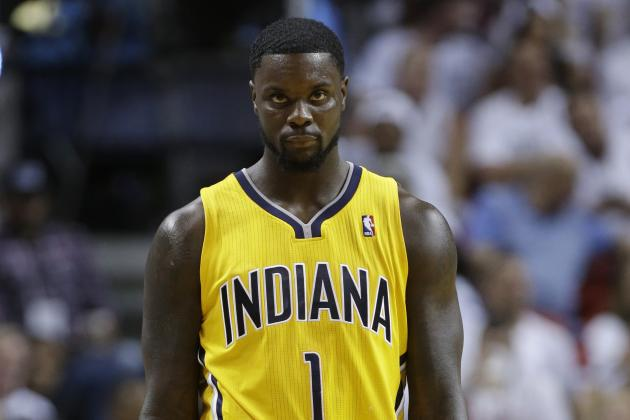 Indiana Pacers Teammates Unsure About Lance Stephenson's Future