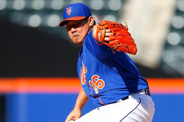 Daisuke Matsuzaka to Start Wednesday vs. Cubs