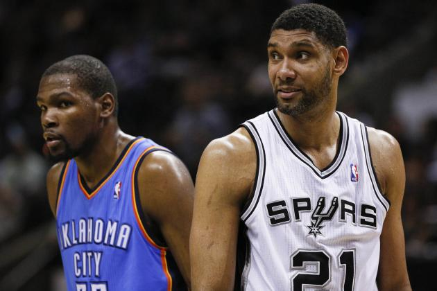 NBA Finals 2014: Predicting If Thunder or Spurs Pose Greater Threat to Heat