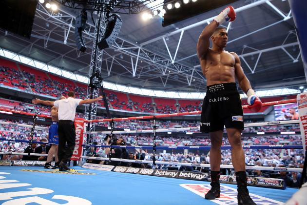 Anthony Joshua vs. Matt Legg: Winner, Scorecard and Analysis